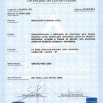Certificado BGL