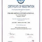 Certificado FBJ
