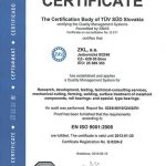 Certificado ZKL