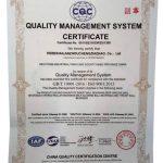 FKD Certificate