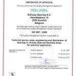 ISO 9001 - Rollway